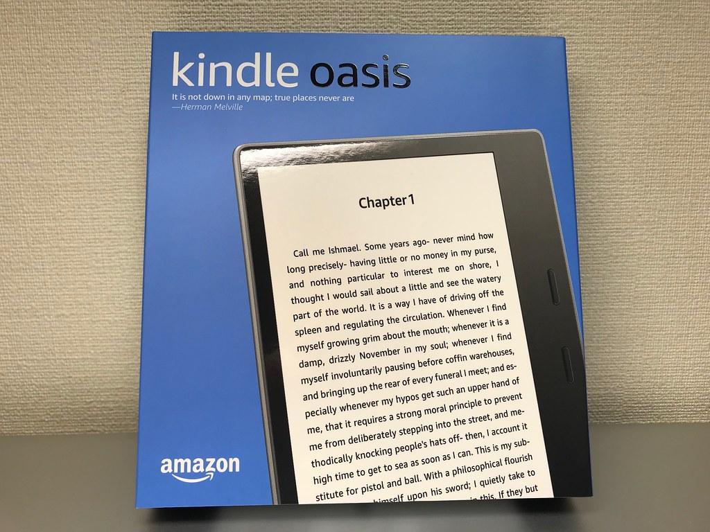 Kindle Oasis 2