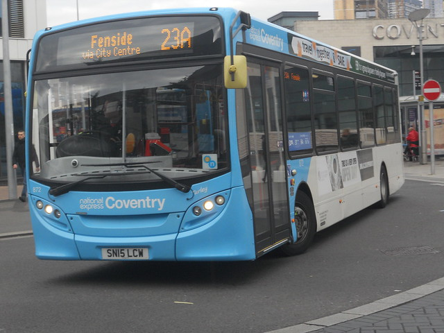 NX Coventry 872 SN15 LCW