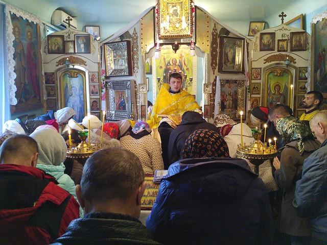 Божественна літургія 5 листопада 2017 року