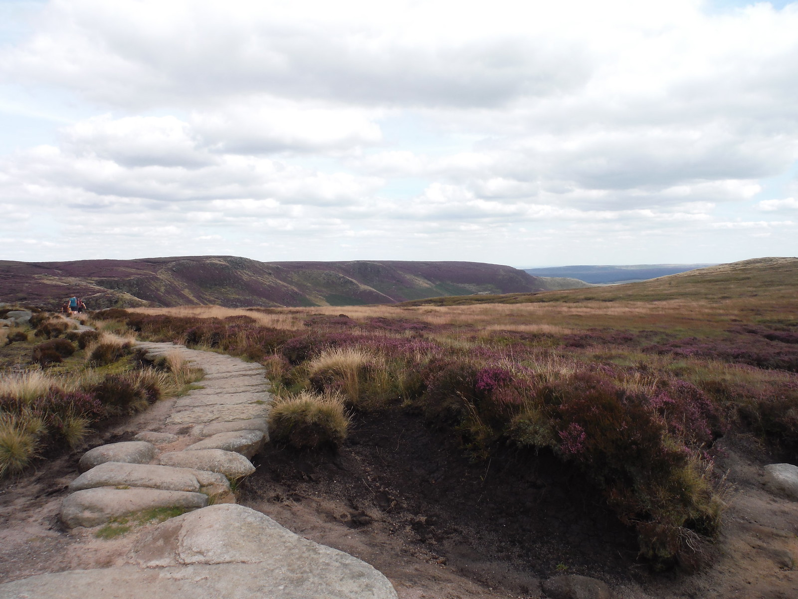 Along the Edge: Kinder Scout Plateau SWC Walk 303 - Edale Circular (via Kinder Scout and Mam Tor)