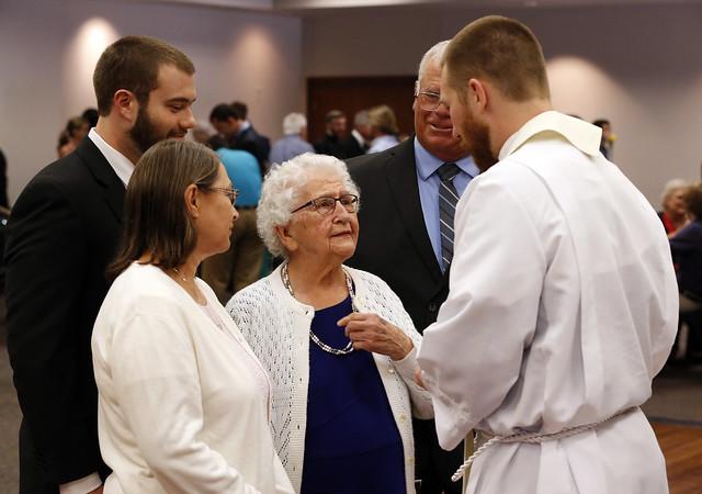 Ordination of Fr. Kelly Edwards