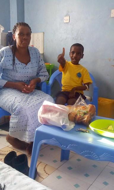 Mama Mapenzi with Kevoo