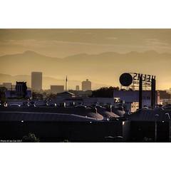 'West Coast Haze' #wallkandy #travel #sundown #fb #f #t #p #sunset #losangeles #LA #landscape