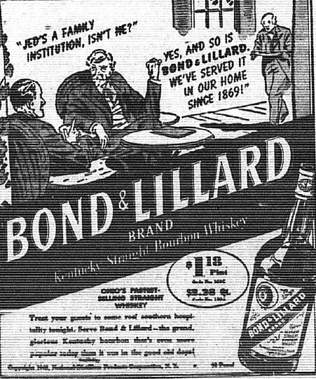 Bond & Lillard