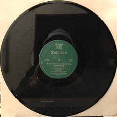 D'ANGERO:ME AND THOSE DREAMIN' EYES OF MINE(RECORD SIDE-A)