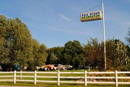 Fox River Recreation - Antioch, Illinois