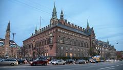 Københavns Rådhus - Copenhagen City Hall