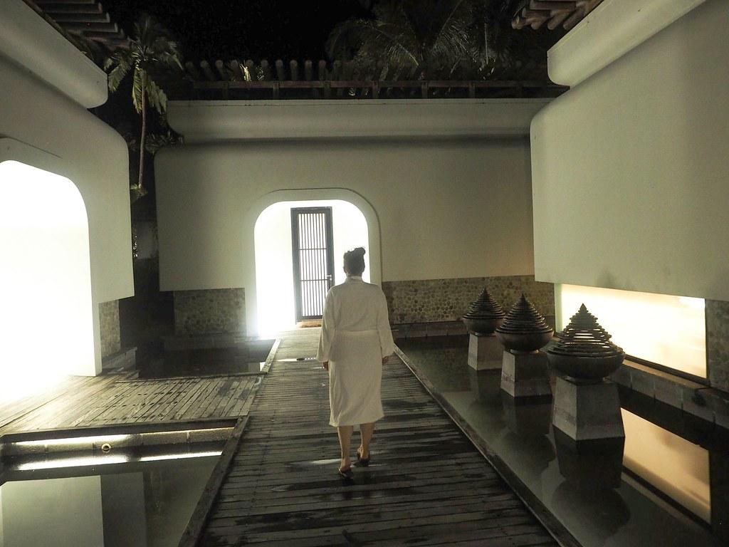 Hilton Ngapali spa