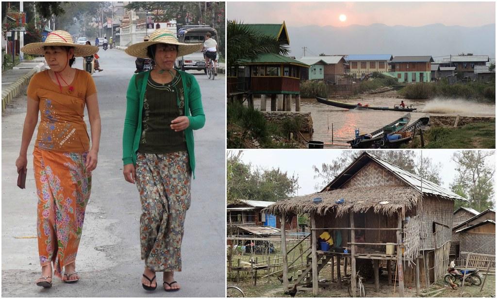 Nyaung Shwe Birma