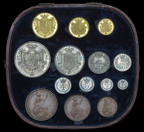 DNW - William IV 1831 proof set (rev)