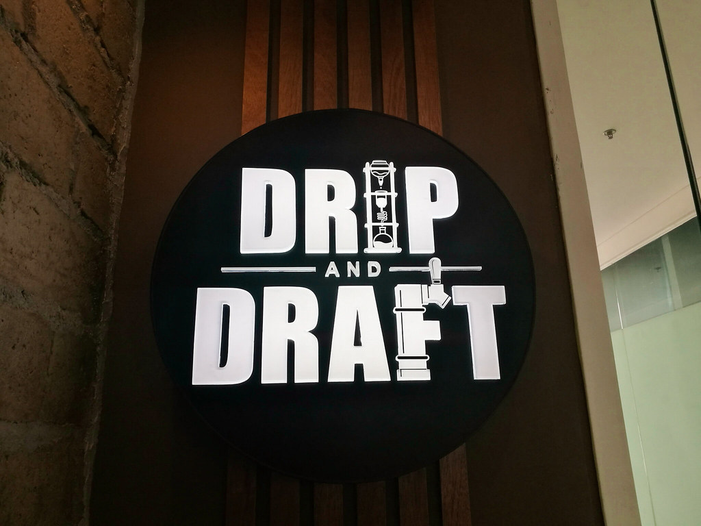 Drip and Draft: Grab Your Coffee and Beer Fixes in One Place