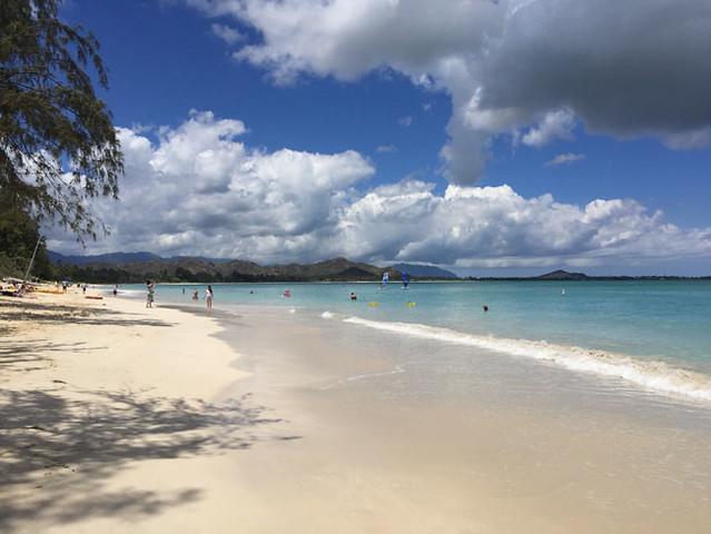 Kailua Beach 2017