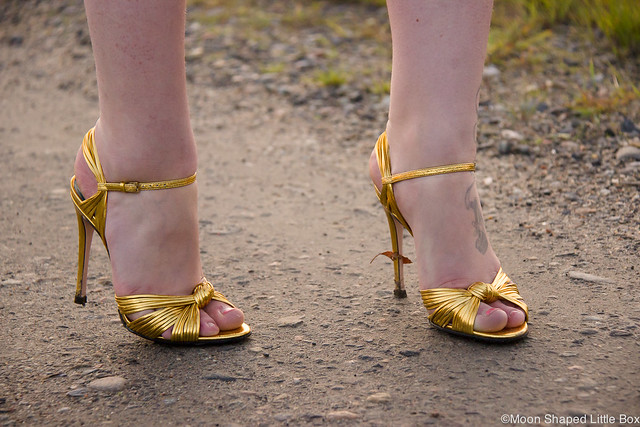 Golden Heels Gucci Heels OOTD shoes of the day shoes blog blogger highheels stiletto Gucci golden sandals beautiful heels designer shoes quality shoes