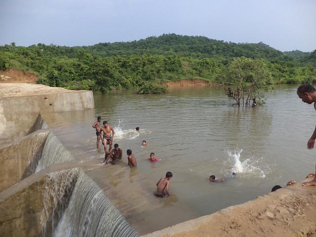 Ramrekha Canal Buda Budi Dam - RWHS