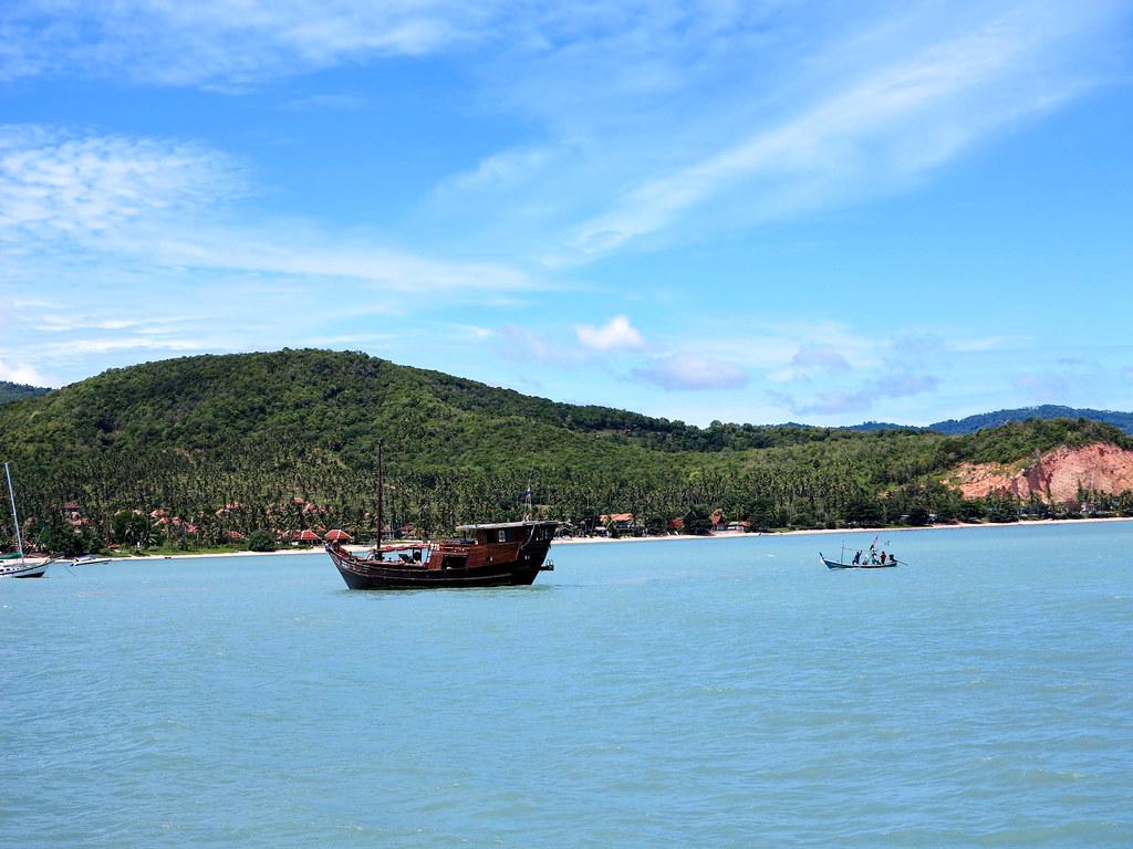 Chaweng beach en Koh Samui