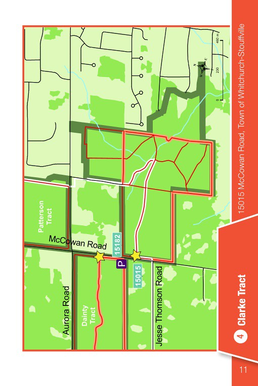 YRF Clarke Tract Map