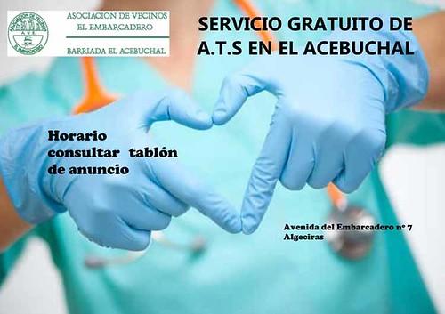Servicio gratuito de ATS en el Acebuchal1