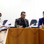 ter, 10/10/2017 - 09:18 - 33ª Reunião Ordinária da Comissão de Legislação e Justiça.Foto: Rafa Aguiar