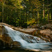 Waterfalls in White Mountains, NH by BX's Photos