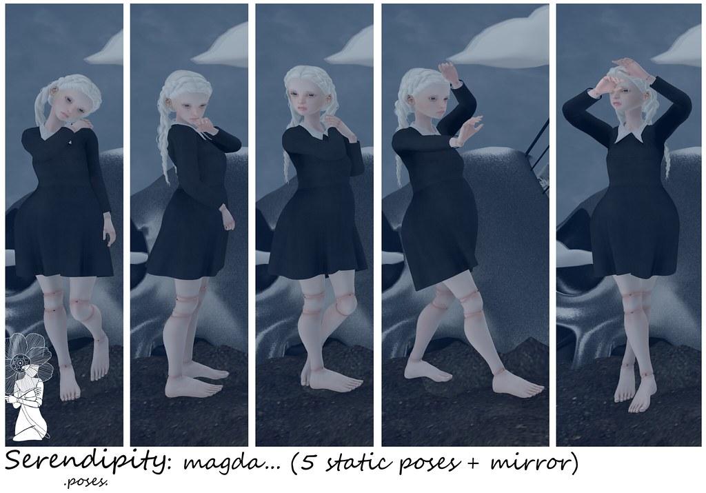 Serendipity: magda... @ The Dark Style Fair 5 - TeleportHub.com Live!