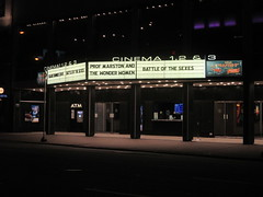 Blade Runner 2049 Theater Marquee 2017 NYC 2340