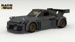 Porsche 930 RAUH-Welt Begriff