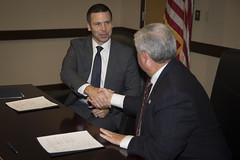 CBP-NTEU CBA Signing Ceremony