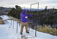 11/30/16 - Skeet Shooting at the ranch