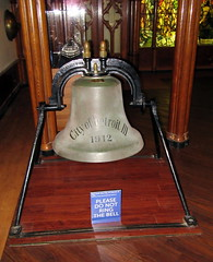 City of Detroit III Ship's Bell