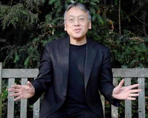 ノーベル文学賞を受賞したカズオ・イシグロ氏
