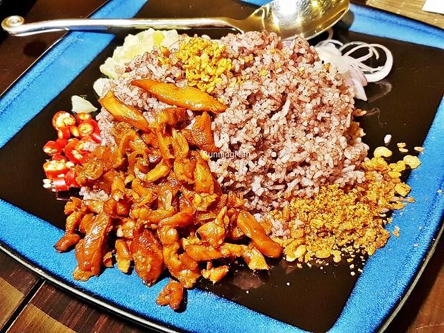 Sawadee Olive Fried Rice