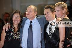 Woody Harrelson, Laura Louie, Sam Rockwell, Leslie Bibb