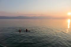 Nad jeziorem Szkodra