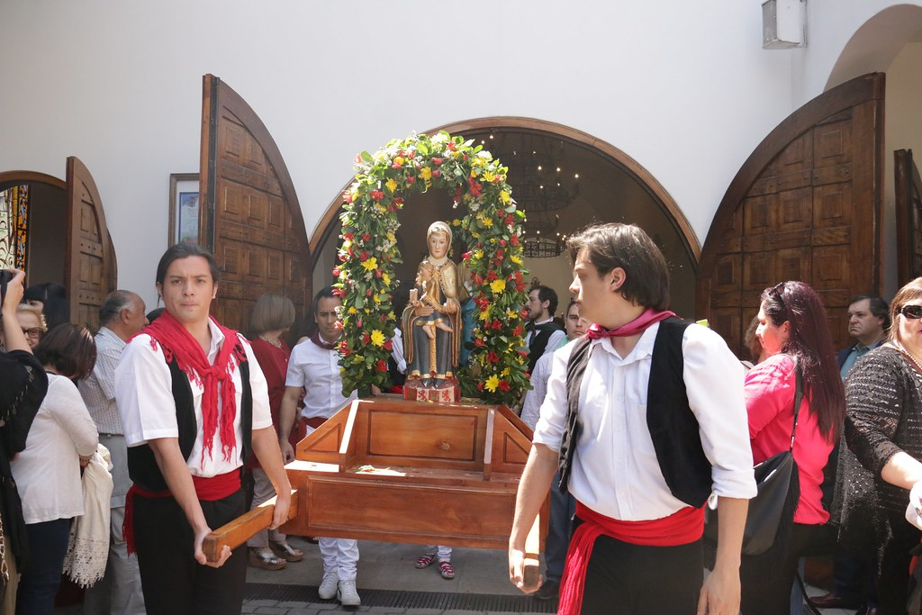 Celebración Fiesta San Mateo 2017