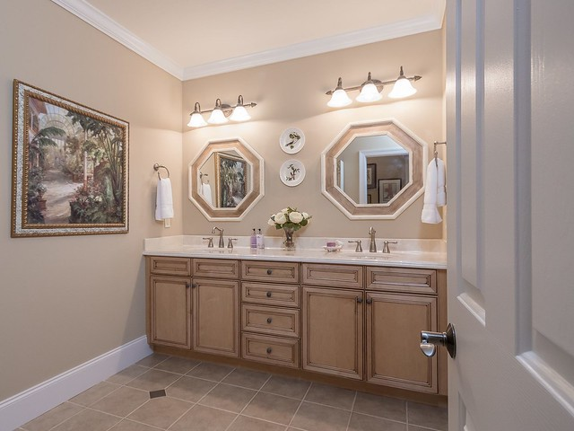 Hall Bath-Housepitality Designs