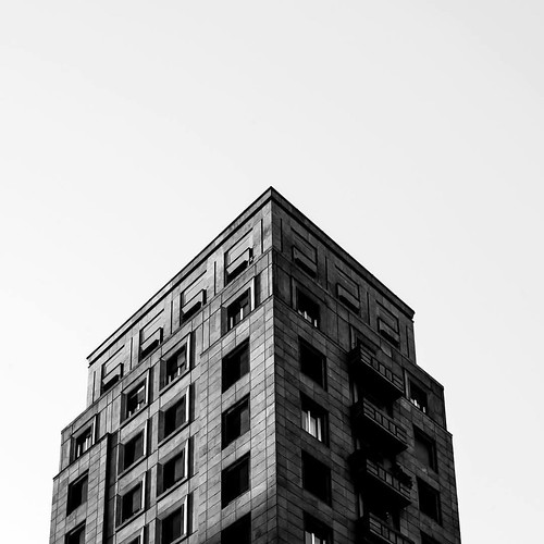 Architexture - Contrast (at Milan, Italy)