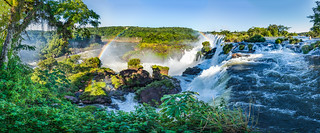 Salto San Martin at Iguazú Falls