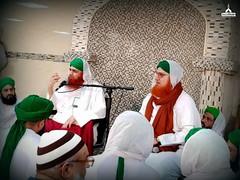 Haji Imran Attari And Haji Abdul Habib Attari