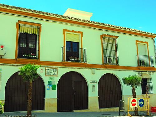 <Casa de la Cultura> El Saucejo (Sevilla)
