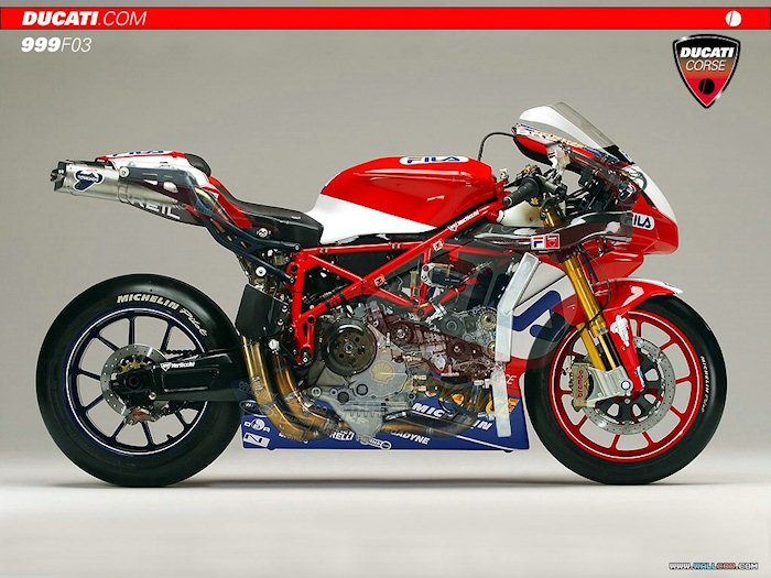 Ducati 999 R 2004 - 8