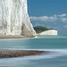 Seven Sisters from Cuckmere Haven by Macc Lad