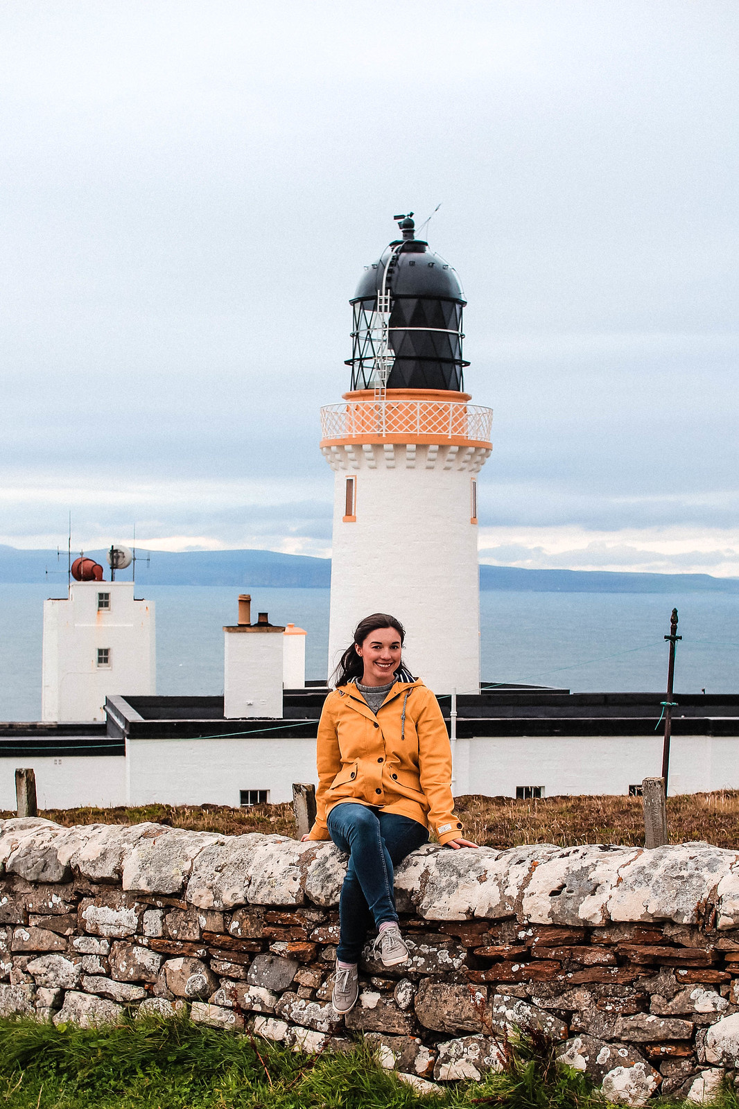Dunnet Head Scotland NC500 best coastal views travel blogger UK lighthouse most northern point The Little Things