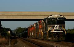 Ex-UP 90MAC Back in Kansas