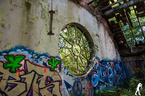 Lost Places: Victoria Church