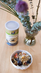 Fruit salad with organic quick oats by 365 Everyday Value