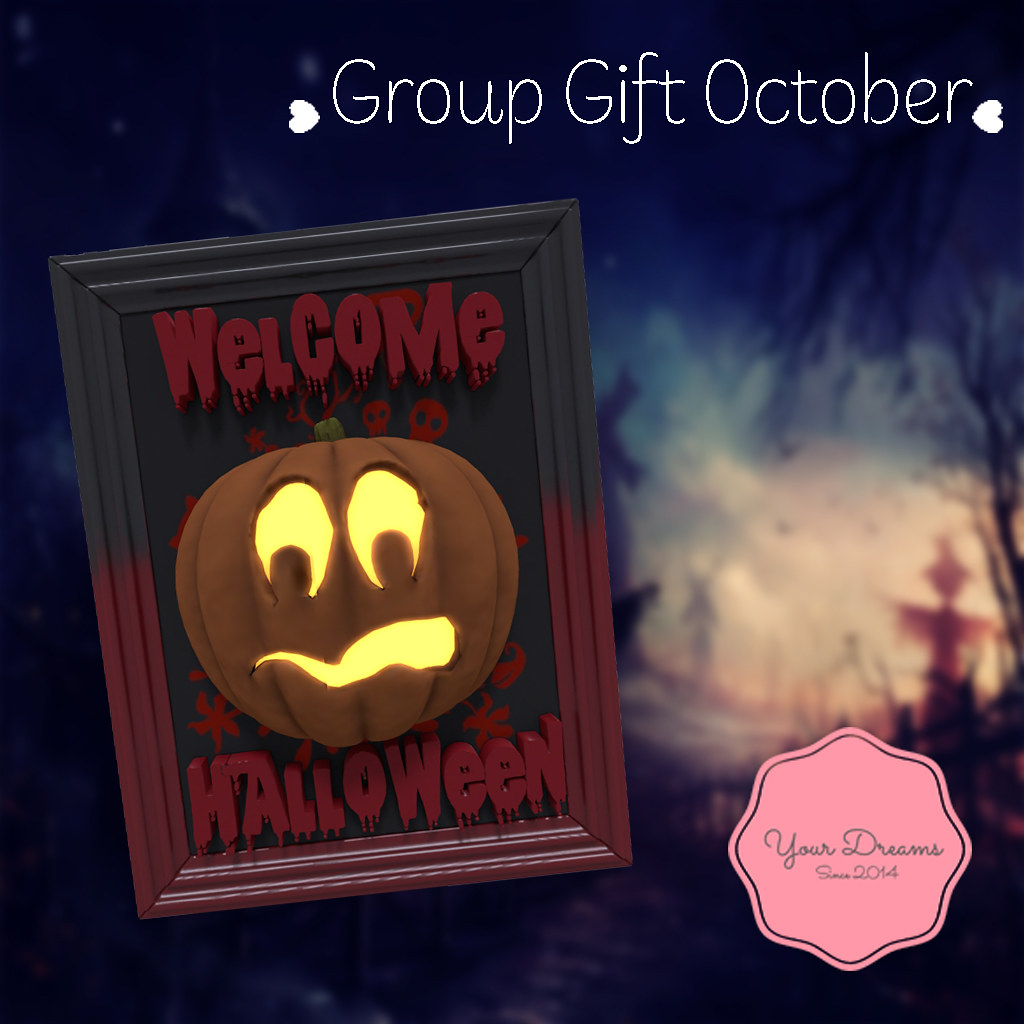 Group Gift October - TeleportHub.com Live!