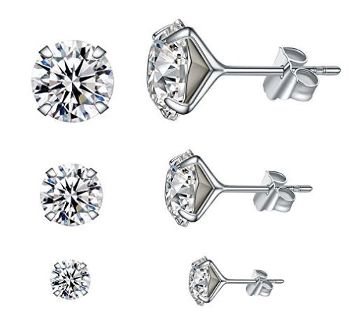 Crystal Studs Earring