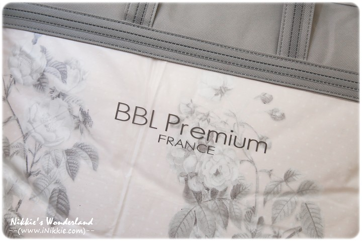 BBL 純棉床組