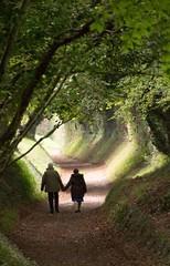 Sunday stroll. #Halnaker #Sussex #Romantic #Walk