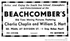 1940 beachcomber's